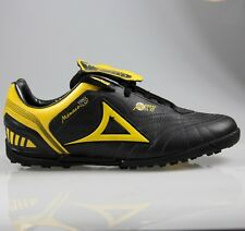 Pirma Men's Turf Soccer Shoes 0603 Color Black/Yellow
