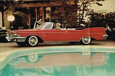 1960 Chrysler Imperial Brochure / Catalog w/ Spec's: LeBaron,Crown,Convertible ,
