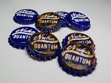 Fallout 4. 1 X Blanco Nuka Quantum Cola Cap Llavero nuevo o antiguo