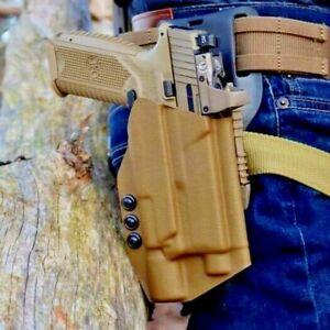 Safariland G-Code Blackhawk compatible TLR-1 HL, X300U, and Olight Holsters