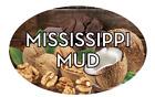 "Mississippi Mud Labels 500 per Roll Food Store Stickers 1.25"" x 2"""