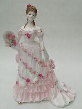 More details for royal worcester splendour at court 'a celebration at windsor' figurine