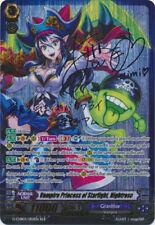 1x Cardfight!! Vanguard Vampire Princess of Starlight, Nightrose - G-CHB03/002EN