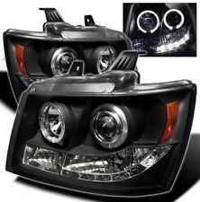 Spyder Black Projector Headlights LED Halo for 07-14 Avalanche/ Suburban/ Tahoe