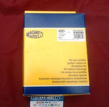 FIAT UNO 146A/E 1000cc FIRE KIT CAVI CANDELE CABLE POWER 941095000580 MARELLI