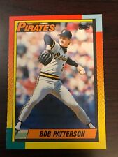 1990 Topps Traded Bob Patterson Pittsburgh Pirates 88T