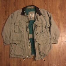 Vtg Abercrombie & Fitch Adirondack Trail Forrest & Stream Insulated Jacket Men S