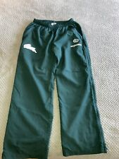 South Sydney Rabbitohs Rugby League Players Issue Training Pants. Size Large