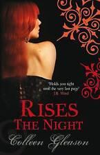 Rises the Night (Gardella Vampire Chronicles), Colleen Gleason, New Book