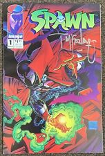 Spawn #1 Image Comics Signed By Todd McFarlane 1992
