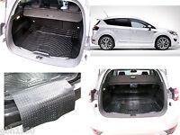 3pc modular rubber boot liner load mat bumper protector Ford Kuga MK 1 2008-2012