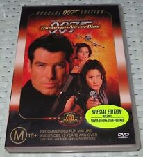 James Bond 007 - Tomorrow Never Dies - DVD, 1997, 2000 - ede