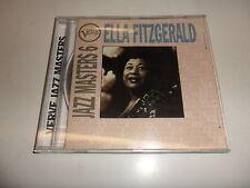 CD Ella Fitzgerald – verve Jazz Masters 6
