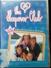 The Sleepover Club Episodes 20-26 DVD, Bridesmaids, Babysitters & Beach Babes R4