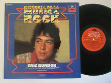 Eric Burdon Historia De La Musica Rock Spain Import Polydor EX LP
