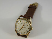 "1957 Bulova ""Sunburst"", 23 Jewel, Self Winding, mans watch,*Gorgeous, Runs Great"