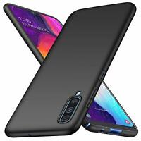 For Samsung Galaxy A70 Case Ultra Slim Hard Back Cover - Matte Black