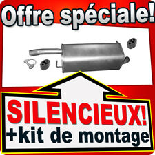 Silencieux Arriere FORD FIESTA MK V MAZDA 2 1.2 1.3 1.4 02-08 échappement AJU