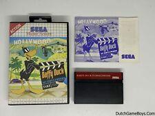 Daffy Duck In Hollywood - Sega Master System