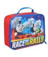 FAB Thomas Tank Race On The Rails Soft Lunch Kit/Lunch Bag/Box