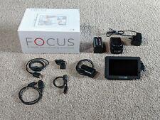 SmallHD Focus 5 Inch Field Monitor Canon LP Extras PLUS HDMI BMPCC4k