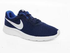 Nike Tanjun Scarpe da ginnastica Basse Uomo Blu (midnight Navy