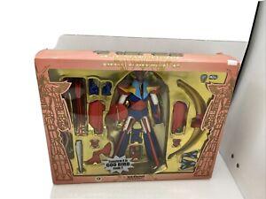 NIB Reideen the Brave Miracle Action Figure DX Shogun Anime Robot God Bird!!