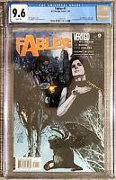 Fables #1 Alex Maleev Cover CGC 9.6 DC Comics Vertigo 2002