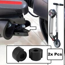 2x Pcs Coussin amortisseur pliable Protection Caoutchouc Ninebot ES1 ES2 ES3 ES4