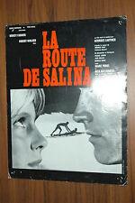 MIMSY FARMER ROBERT WALKER LA ROUTE DE SALINA 1970 RARE SYNOPSIS
