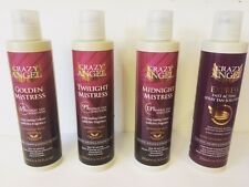 CRAZY ANGEL SPRAY TAN SOLUTION 200ML(TRY ME)ALL SHADES INCLUDED