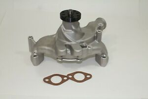 "BBC Chevy  Aluminum Water Pump LWP V8 GEN. II (MARK IV) ""Twisted Snout Design"