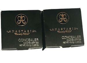 New Two Pack Set Of Two Anastasia Beverly Hills Concealer .35 Oz Each #7 Lot
