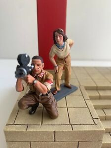 WWII German Third Reich Leni Riefenstahl film-maker Set by King & Country LAH226