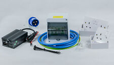 240V Mains Electric Hook Up Kit + 10A Intelligent Battery Charger T2/T4/T5 Bongo