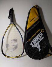 "E-Force Chaos Racquetball Racquet - 22"" Longstring - + Carrying Case"