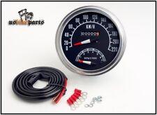Fat Bob Compteur km/h 2:1 Compteur Harley Davidson WLA Shovelhead FLH Evo