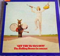 THe Rolling Stones – Get Yer Ya-Ya's Out! - 1970 -italy