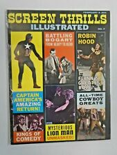 Screen Thrills Illustrated #7 Captain America 6.0 FN (1964)