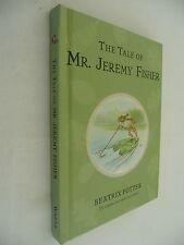 THE TALE OF MR JEREMY FISHER  by Beatrix Potter (Hardback 2002)