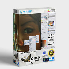 GIMP 2019 Photo Editor Professional Image Editing Software for Mac OS X