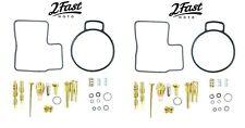 Honda Carb Rebuild Repair Kit x2 GL1500 Interstate Aspencade 88-91 2FastMoto NEW