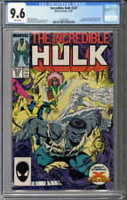 Incredible Hulk #337  CGC 9.6