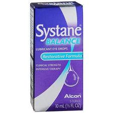 Systane Balance Lubricant Eye Drops Restorative Formula