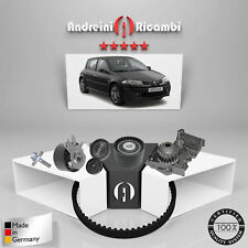 Kit Courroie de Distribution + Pompe Eau Renault Megane II 1.6 16V 83KW 113CV