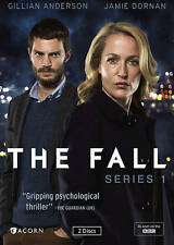 The Fall: Series 1 (DVD, 2013, 2-Disc Set)