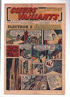 COEURS VAILLANTS 1944. n°14 du 11 et 18 juin 1944. Le secret de la Licorne