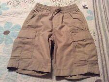 Boys Gap Khaki Shorts Size 6/7 NWT