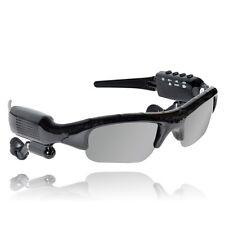 3 IN 1 8GB Spy Sunglasses Camera +MP3 Player+Bluetooth Stereo Music Headphone