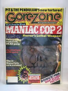 Gorezone #18 Fangoria Horror Movie Magazine